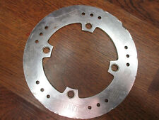 MPR MOUNTAIN SPEED 4 BOLT 104 BCD 38T DOWN HILL CHAIN RING BASH GUARD - SILVER