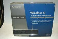 Cisco Wireless-G VPN Router With Range Booster WRV210 Buisiness series
