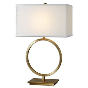 Uttermost Duara Circle Table Lamp - 26559-1