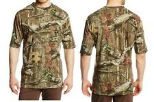 TREE CAMO STEALTH T-SHIRT mens cotton tee fishing hunting camping shooting S-5XL