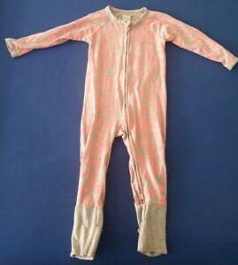 BONDS zippy Zip Wondersuit Butterfly Magic SIZE 1 WONDER SUIT KIDS BABY