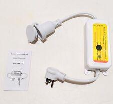 RUNACC Outdoor Dimmer Smart Plug for LED String Lights; For Use w/ SmartLife App