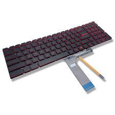 Original New Fit MSI Gaming GS60 2QD V143422CK2 US UI Colorful Backlit Keyboard