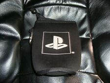 Playstation Coozie beer holder hugger PS1 sony rare promotional collectible cozy
