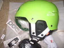 POC Receptor BUG Helmet (Green, X-Small/51-52) NWT.