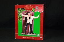 Elvis Presley Carlton Cards King of Rock & Roll Christmas Ornament All Shook Up