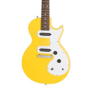 Epiphone Les Paul SL Electric Guitar, Sunset Yellow (NEW)