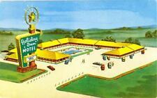 Topeka, Kannsas Holiday Inn Hwys 24 and 75 unused postcard