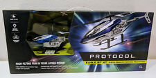 Protocol EagleJet XT 3.5 Channel RC Remote Control Helicopter Fly Toy