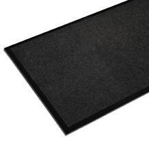 Tapis noirs en caoutchouc pour la maison