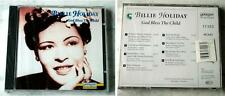 Billie Holiday - God Bless The Child .. 1993 CD OVP/NEU