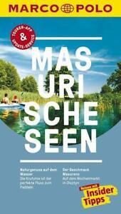 MARCO POLO Reiseführer Masurische Seen - Aktuelle Auflage 2017