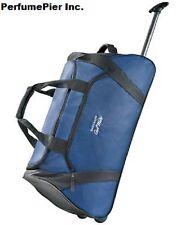Rolling Duffel / Travel / Weekend Bag by Davidoff Cool Water @ Throwaway Price