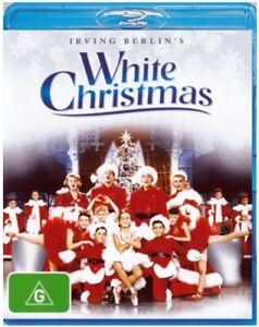 White Christmas Bing Crosby Blu-ray Region B 🇦🇺 Brand New Sealed Free Postage