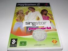 Singstar Popworld PS2 PAL *Complete*