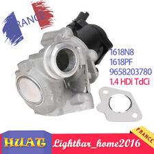 Neuf Vanne AGR EGR pour Citroen Ford Peugeout Toyota 1618N8 1618PF 9658203780