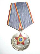 ROMANIA ORDER MEDAL BADGE