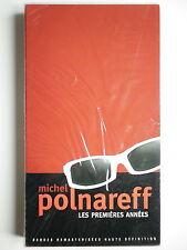 Michel Polnareff long box 3 cd album Les Premières Années
