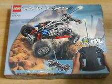 Lego Technik Racers RC Race Buggy 8475 mit BA und original Karton