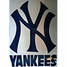 New York Yankees Cornhole Board Decals and 2 Cornhole Hole Decals