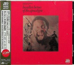 Eugene Mc Daniels -Headless Heroes Of The Apocalypse CD (NEW) JAPAN Jazz Fusion