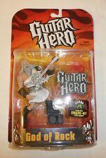 God of Rock Action Figure Guitar Hero Zeus McFarlane Toys Video Game SEALED