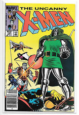 Comic Book Vintage Marvel X-Men The Uncanny #197