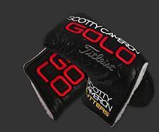 SCOTTY CAMERON CUSTOM SHOP HEADCOVER  CUSTOM SHOP 2015 GOLO -  MID MALLET