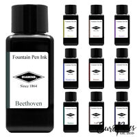 Diamine Music Collection Fountain Pen Bottled Ink 30ml - Choose Colour