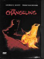The Changeling (DVD Snapcase) Ghostly Supernatural 1980 Horror! George C. Scott