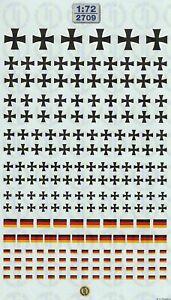 2709 - Decals Bundeswehr-Luftwaffe 1:72