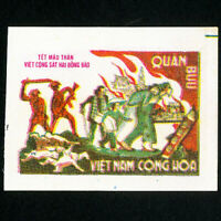 Vietnam Stamps # M3 XF NH