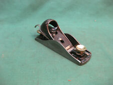 New ListingStanley No.9 1/2 Adjustable Throat Block Plane