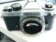 Nikon FE2 Gehäuse silber SN: 2266330