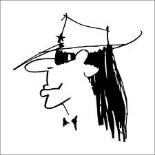 Aufkleber Sticker Udo Lindenberg #0601