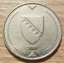Bosnien und Herzegowina  1  konvertierbare Mark  2000