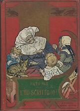 Fata Nix - L'ho scritto io! - Donath Genova 1907 Edizione di lusso - Della Valle
