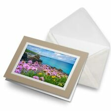 Greetings Card (Biege) - St Ives Cornwall England UK Travel  #24249