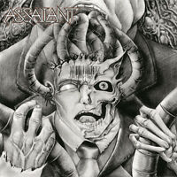 """Assailant """"Assailant"""" CD [Technical Bay-Area Thrash Metal from Costa Rica]"""