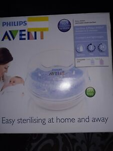 Phillips AVENT Sterilising System *New*