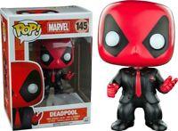 Marvel Deadpool Dressed To Kill Suit & Tie Funko Pop! Vinyl Figure 9747