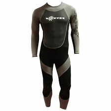 MENS SUMMER FULL wetsuit  chest size 42-43 inches X LARGE NEOPRENE Swimming sea