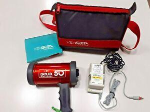 isotta 50  isolux 50 torcia sub lampada illuminatore MITICA