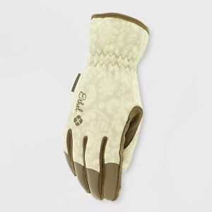 1 Pair Ethel Gardening Gloves Rendezvous Off-White - Mechanix Wear - Size M