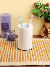Handmade Marble Tumbler Toothpaste Holder Cutlery Holder Multi-utility Product