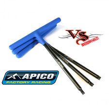 APICO T-BAR PREMIUM TORX HEAD 3PCS SET T30 T40 T45 IDEAL FOR KTM HUSQVARNA