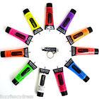 Peinture brillante UV néon brille Visage & Corps fluorescent couleurs 10ml