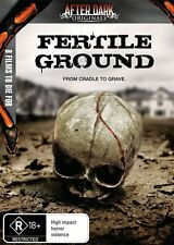 After Dark Originals - Fertile Ground (DVD, 2011) New DVD Region 4 Sealed