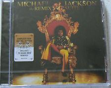 THE REMIX SUITE - JACKSON MICHAEL (CD)