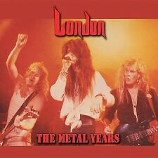 LONDON The Metal Years CD Sunset Strip Hair Metal Rock n Roll Shout at the Devil